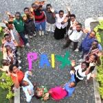 «La paix, ce n'est pas seulement les adultes. Les enfants ont aussi besoin de la paix.»