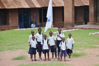 Ecole assainie, une lueur d'espoir pour le Tanganyika