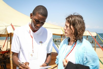My questions for the UNICEF Deputy Representative in DRC
