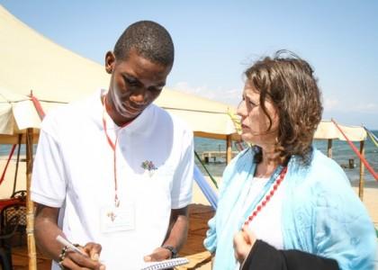 Mes questions à la Représentante adjointe de l'Unicef en RDC