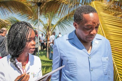 Romance asks ICGLR Executive Secretary 3 Questions