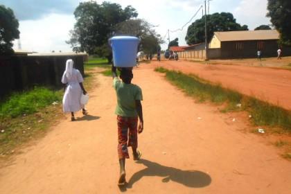 Le problème du travail des enfants à Bandundu