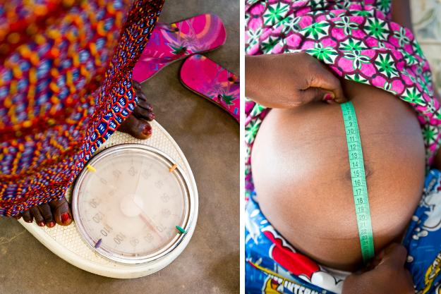 Un nouvel espoir pour les femmes enceintes séropositives en RDC