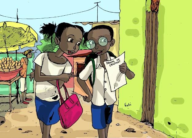 Connaissez-vous les droits de l'Enfant ? N°1: Introduction et Préambule