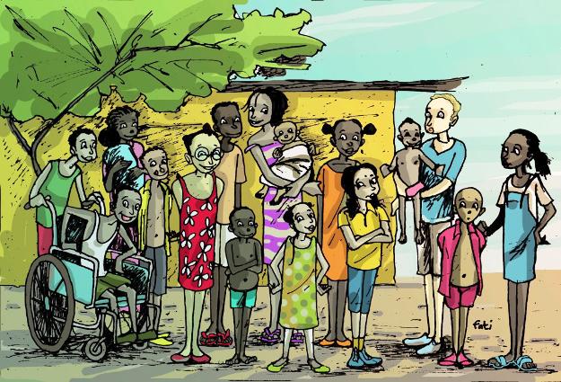 Connaissez-vous les droits de l'enfant? N°2 : Qu'est-ce qu'un enfant ?