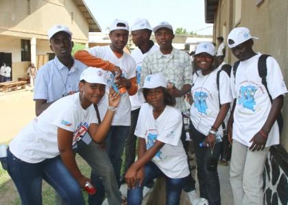 Les Jeunes Reporters de l'Ituri se mobilisent pour la gratuité de l'éducation primaire