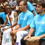Lancement du programme Capoeira pour la Paix dans le Nord Kivu