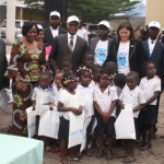 DRC: Lisala Primary school/CBFC Hosts the Launch of the 2014–2015 Primary School Enrolment Drive