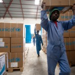 Following Bas-Congo, Bandundu and Kinshasa, the Kasaï Oriental and Occidental provinces are benefitting from supplies and equipment provided by UNICEF under the Health Facilities Enhancement Programme (PESS)
