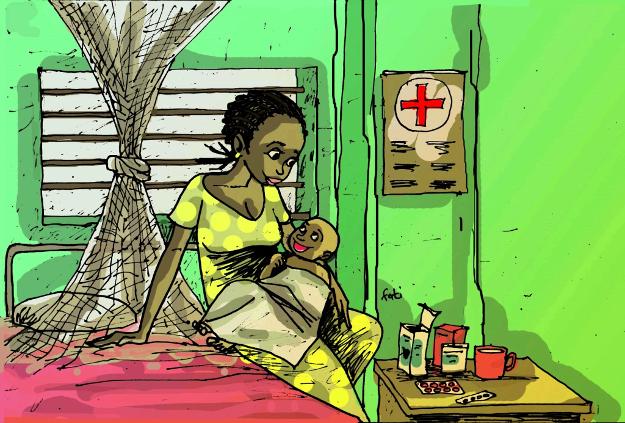 Connaissez-vous les droits de l'Enfant? N°4 : Le droit à la vie