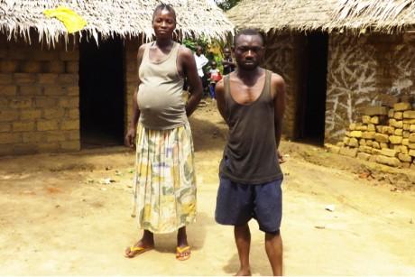 Le Taximan met sa moto 'Ebola' en quarantaine pour sauver sa famille