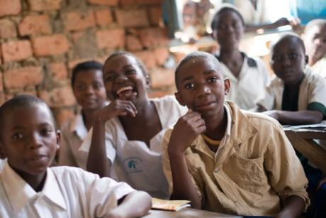 L'éducation chez moi dans le Sud Kivu