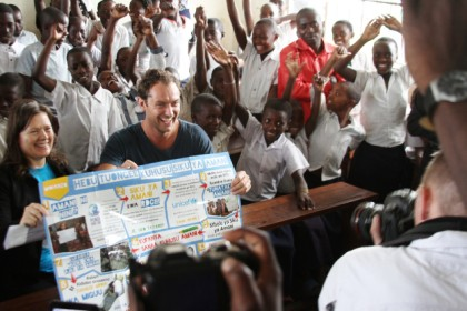 A Goma, nous avons célébré la Paix à l'école