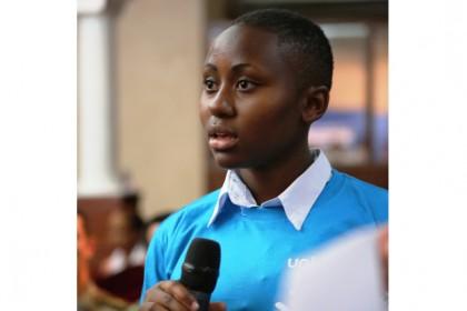 Mon appel à la Paix pour tous les enfants du Congo