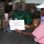 Plus de 1400 kits d'hygiène convoyés à Boende pour lutter contre l'Ebola