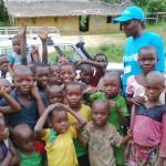 Lutter contre Ebola : un jour dans l'équipe UNICEF à Mbandaka