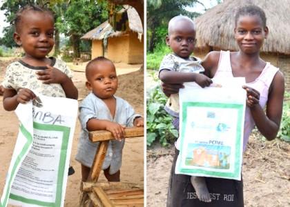 Des kits familiaux pour l'amélioration de la santé des mères et des enfants