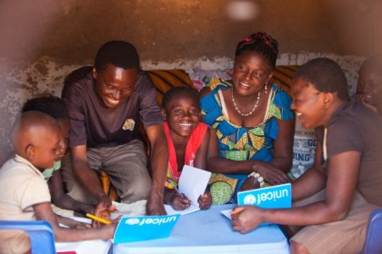 25 Years of Children's Rights: The UNICEF representative in DRC shares her thoughts