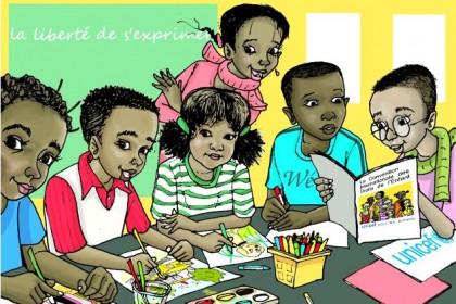 Convention relative aux droits de l'Enfant : le droit à l'éducation (6/8)