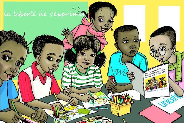 Connaissez-vous les droits de l'Enfant? N°6: Le Droit à l'Education