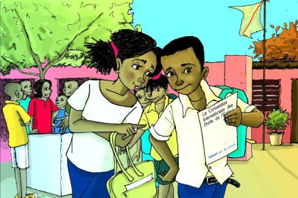 Convention relative aux droits de l'Enfant : le droit à la participation (8/8)