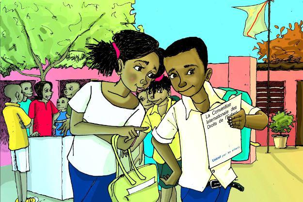 Connaissez-vous les droits de l'Enfant ? N°8: Le droit à la participation