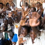 The right to education defended by the young reporters from Bunyakiri
