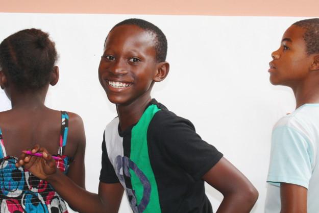 Les jeunes de la RDC ont du talent