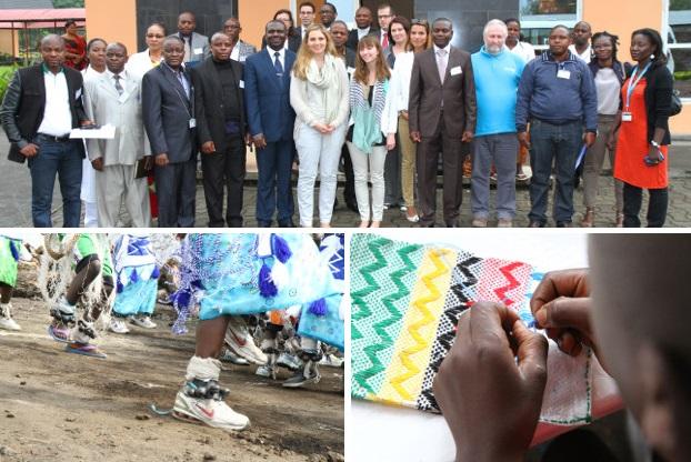 Le groupe de travail du Conseil de Sécurité rencontre des enfants anciennement associés aux forces et groupes armés à Goma