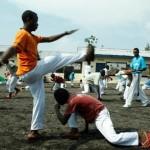 La Capoeira me rend plus fort