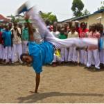 Reportage: « La capoeira pour les enfants de RDC anciennement associés aux groupes et forces armés »