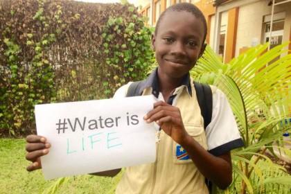 Sans eau, il n'y a pas de vie