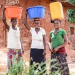 Une eau propre et fini les maladies !
