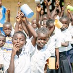 A School Without Water = Sick Students