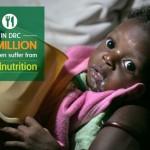 Malnutrition prevents child survival in Bandundu