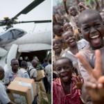 ECHO et l'UNICEF renouvellent leur partenariat pour venir en aide aux déplacés en RDC