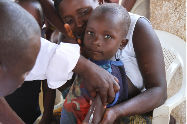 Humanitarian situation: the Refugee Influx to DRC from Burundi – 2 July 2015