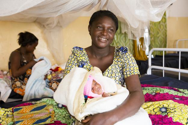 L'UNICEF et le PRONANUT encouragent les femmes « travailleuses » à allaiter exclusivement leurs enfants jusqu'à six mois