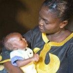 Three charts to understand breastfeeding in DRC