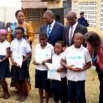 Lancement de la Campagne 2015-2016 pour l'inscription d'enfants à l'école primaire