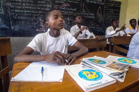 TOUS à l'école, y compris les enfants vivant avec un handicap !