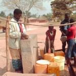 Mulundu : L'eau potable à portée de main