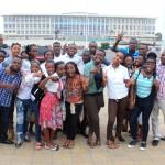 Donner la voix aux enfants : Serge est passionné par son travail à l'UNICEF RDC