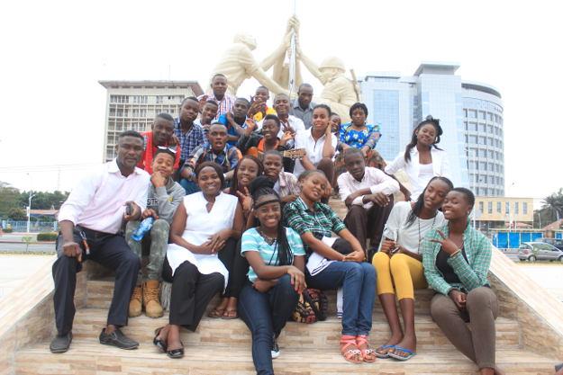 Les enfants s'engagent pour leurs droits : Un atelier participatif à Kinshasa.