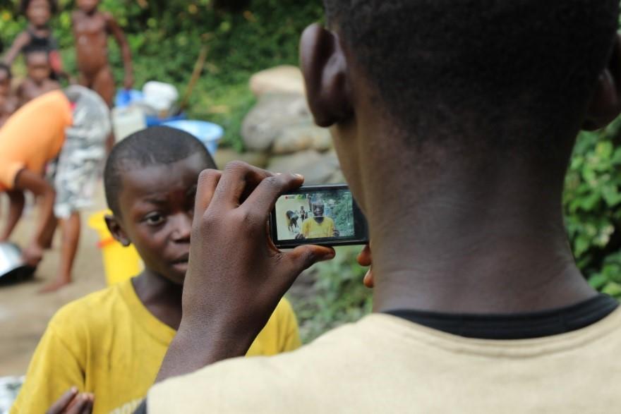 Surmonter les obstacles aux activités des Enfants Reporters