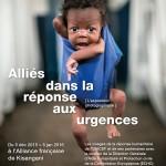 Communiqué de Presse: Exposition Photographique «Alliés dans la Réponse aux Urgences»