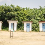 Latrines, important for children's health