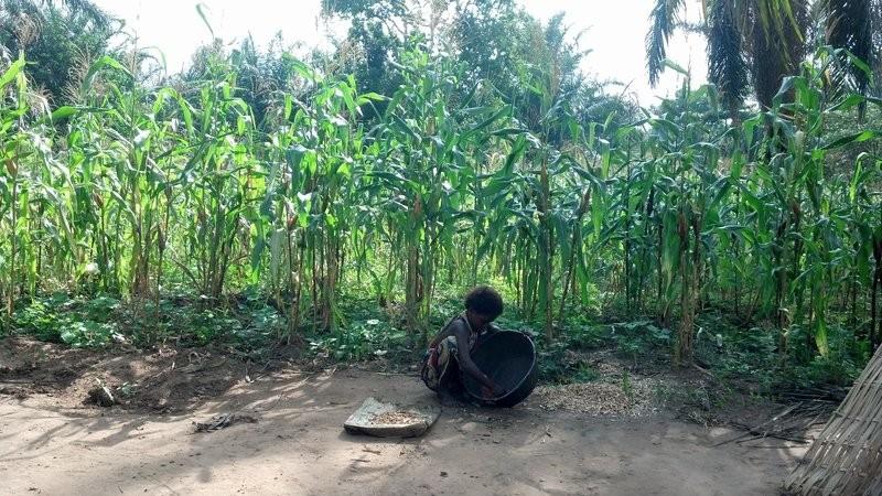 Soins de santé à faible coût pour les femmes et les enfants à Miabi