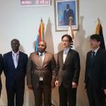 L'Agence Coréenne de Coopération Internationale et l'UNICEF : En partenariat pour le renforcement de la vaccination de routine en RDC