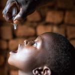 RDC: 10 millions d'enfants vaccinés contre la poliomyélite
